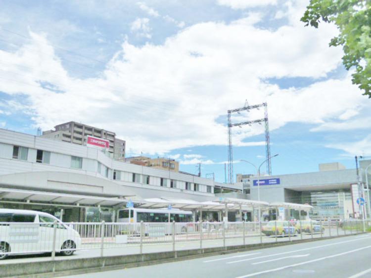 東急田園都市線「あざみ野」駅  距離約1500m