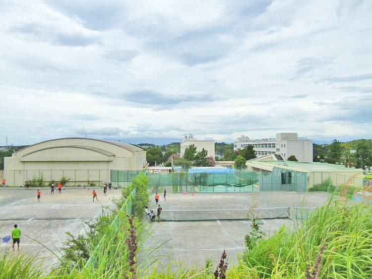 横浜市立山内中学校 距離約1900m