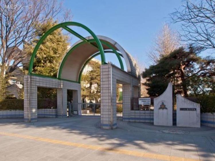さいたま市立植竹中学校1246m