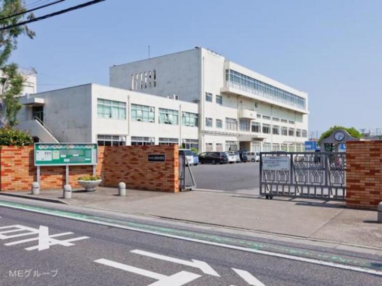 元郷中学校760m