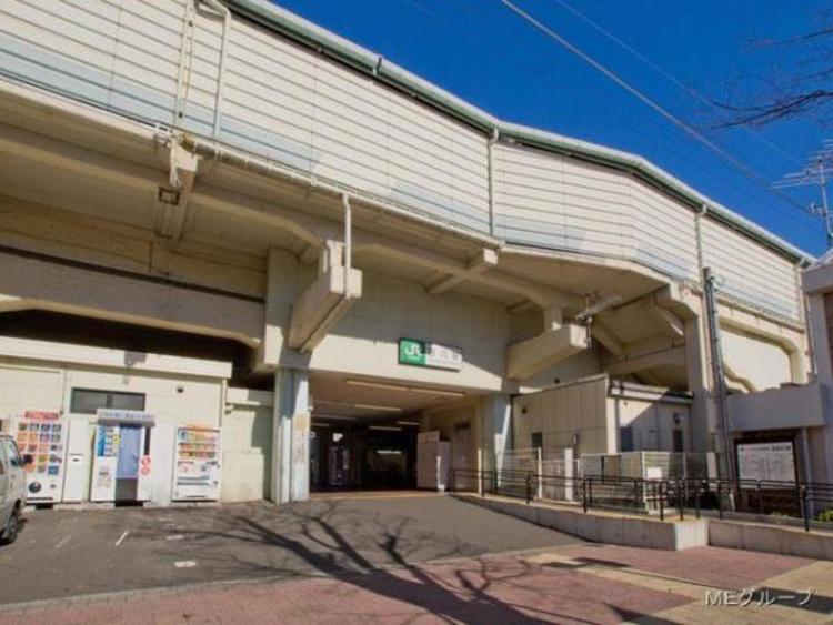 JR吉川駅1440m