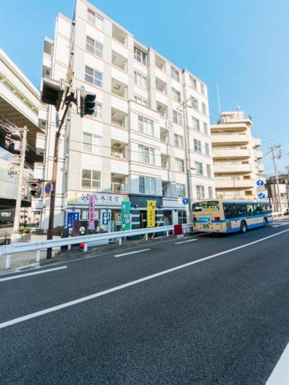 「外観写真」石川町駅より平坦徒歩7分
