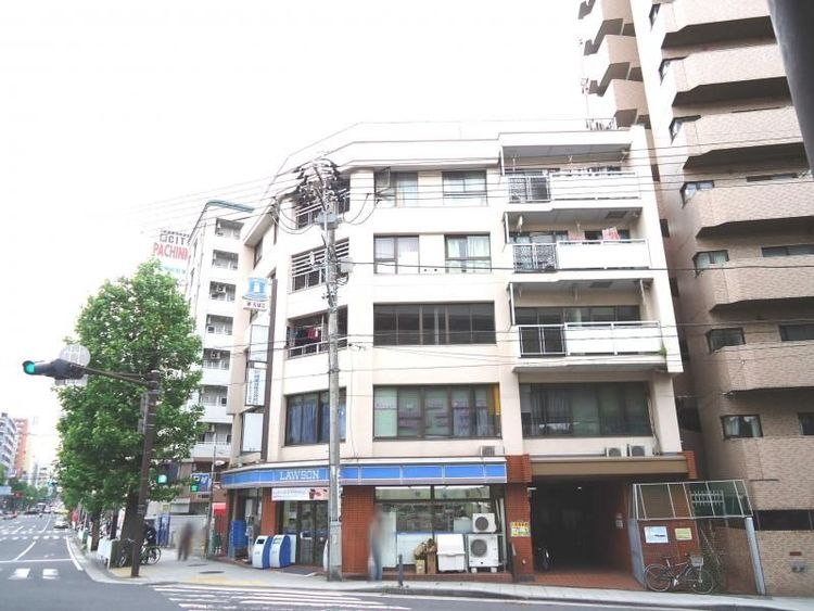 ローソン横浜宮前町店 徒歩1分 60m