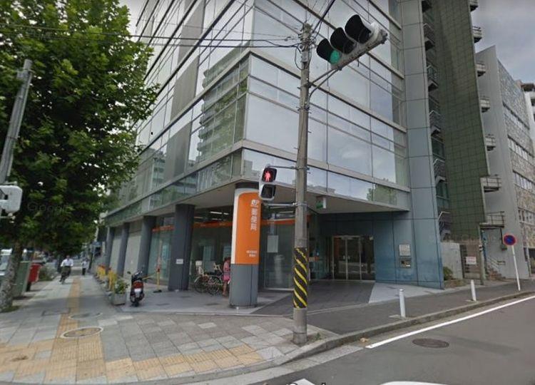横浜長者町郵便局 徒歩7分 550m