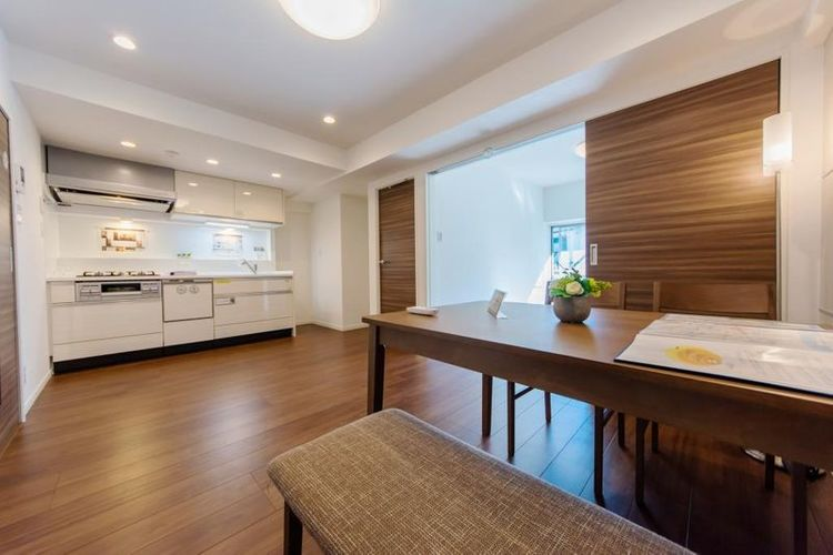 「LDK」住まいのデザインや機能を高め、生まれ変わった室内空間
