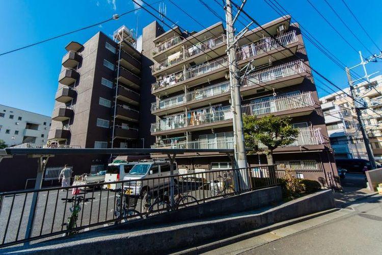 「外観写真」鴨居駅まで徒歩2分の好立地。ららぽーと横浜も徒歩圏内。
