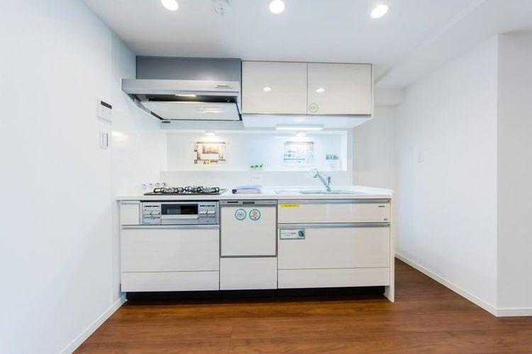 「キッチン」食洗機・浄水器付き