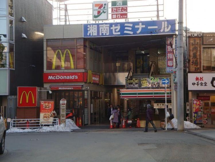 セブンイレブン横浜鴨居駅前店 徒歩4分 280m