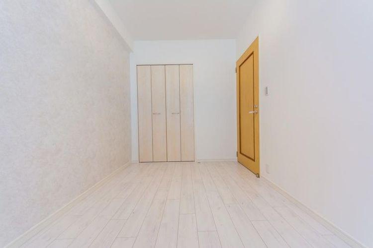 「洋室」約5.4帖 ペットと暮らせる安らぎ空間