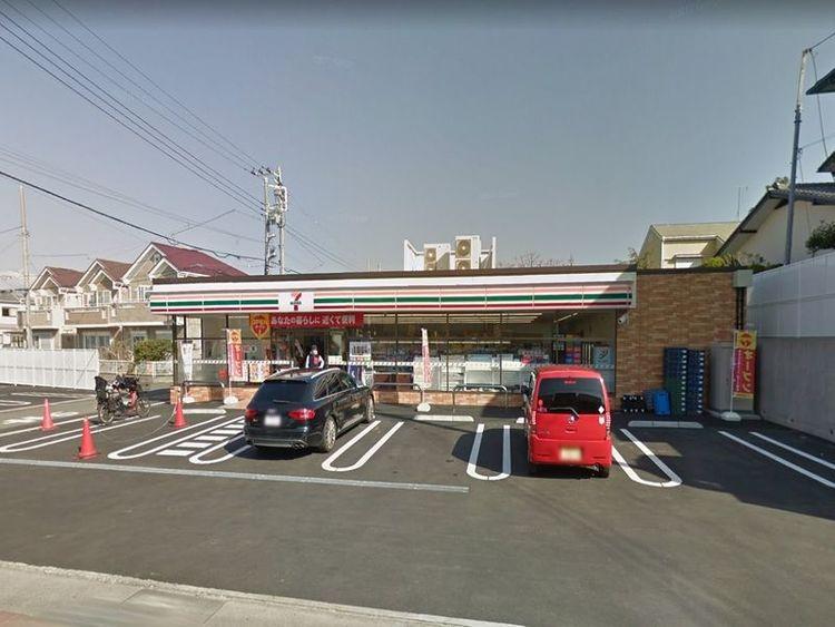 セブンイレブン茅ヶ崎出口町店 徒歩6分 420m