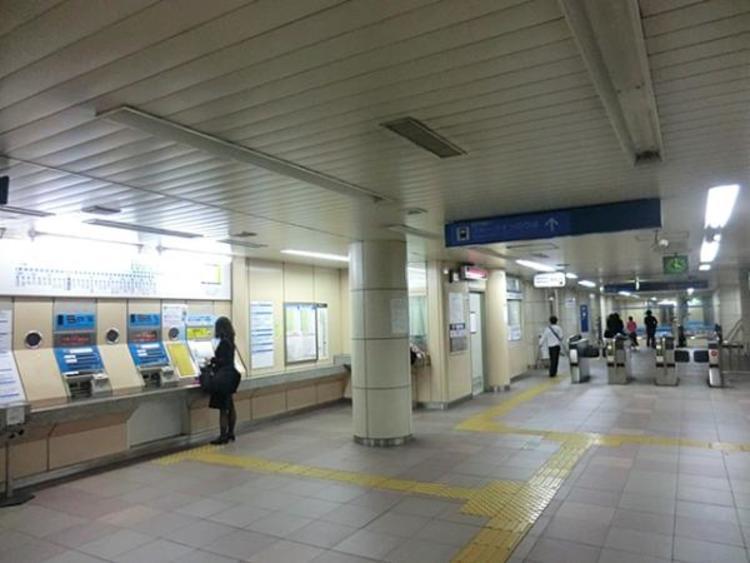 ブルーライン上大岡駅も利用可能