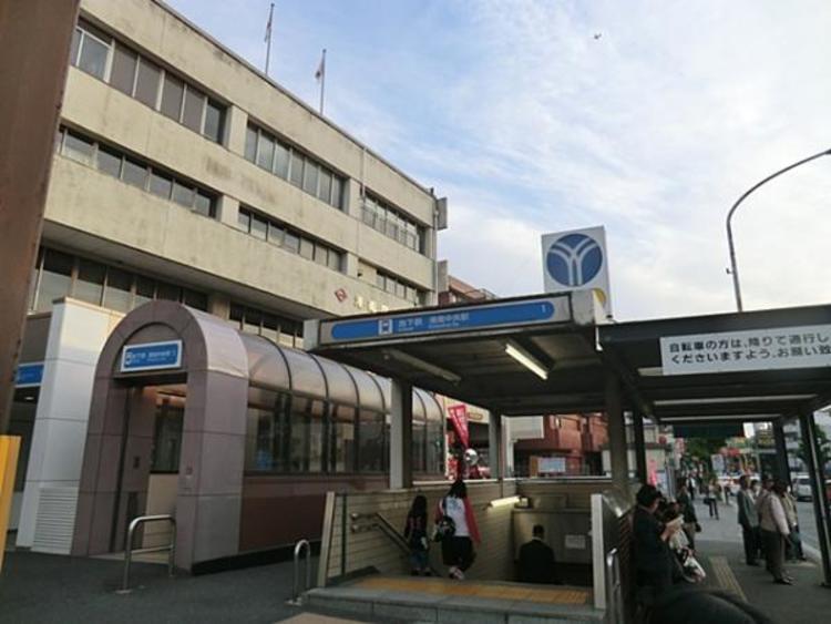 ブルーライン港南中央駅からバス便5分 「南高校前」から徒歩7分
