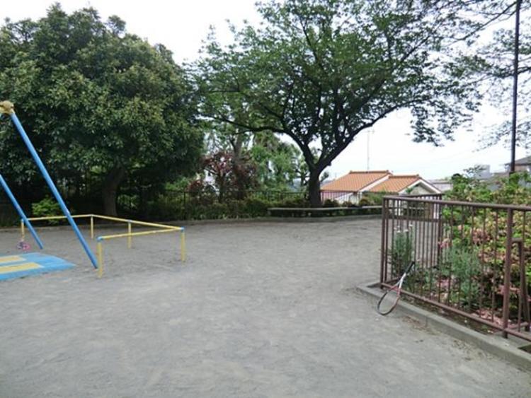井土ノ久保公園