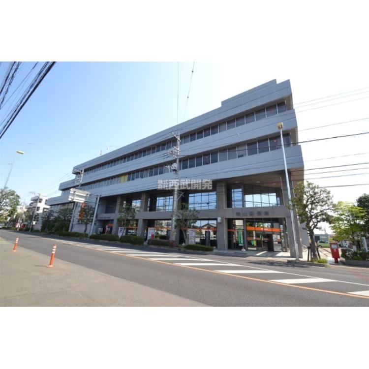 狭山郵便局(約300m)