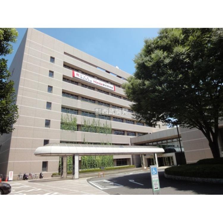 狭山市役所(約700m)
