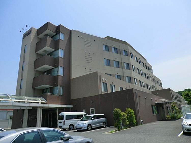 鴨居病院 距離約2300m