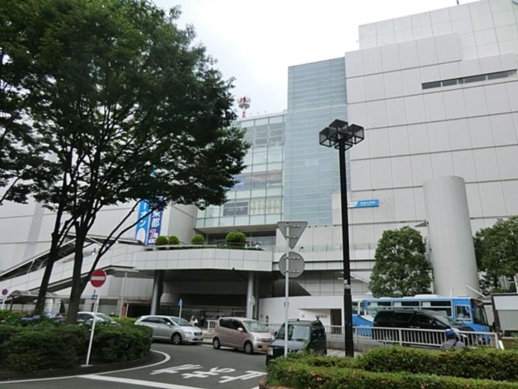 小田急線相模大野駅 距離約160m