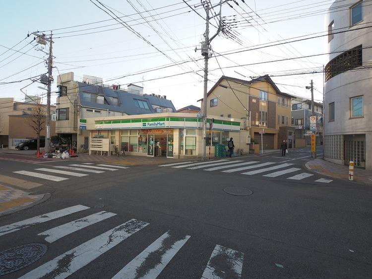 ファミリーマート田園調布二丁目店 距離400m