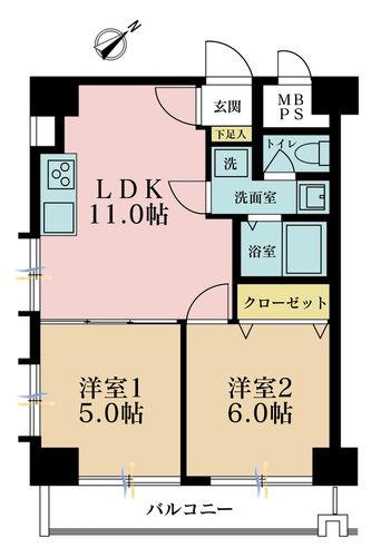 マンション三田の物件画像