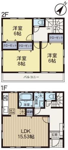 「小田急相模原」駅歩10分 相模原市南区相模台1丁目 の物件画像