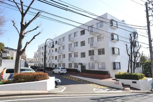 横浜山手センチュリーマンションの物件画像
