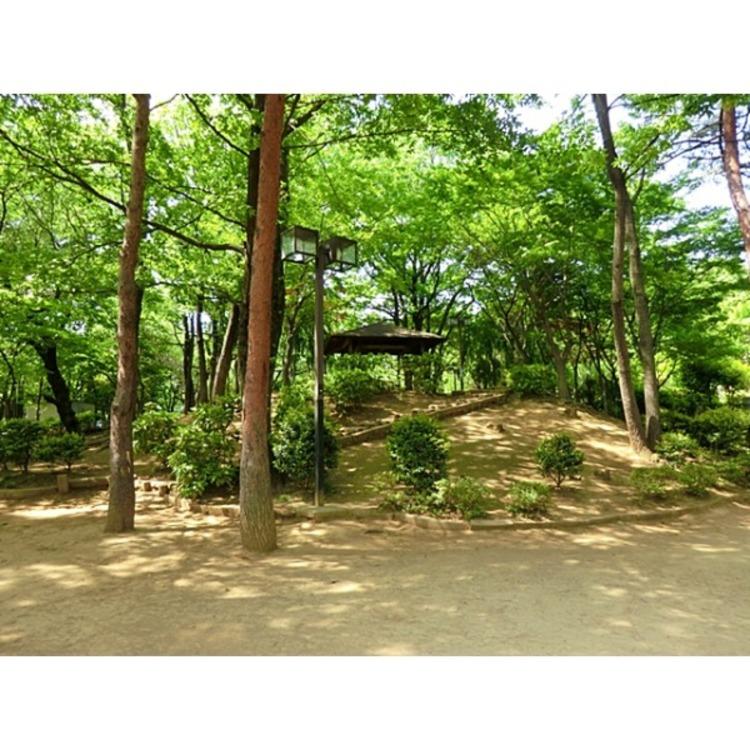 けやき公園(約1050m)