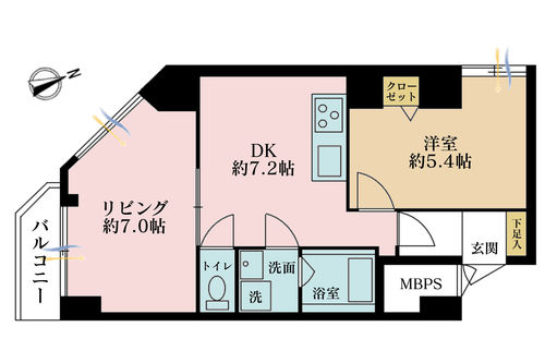 中銀京橋マンシオンの画像