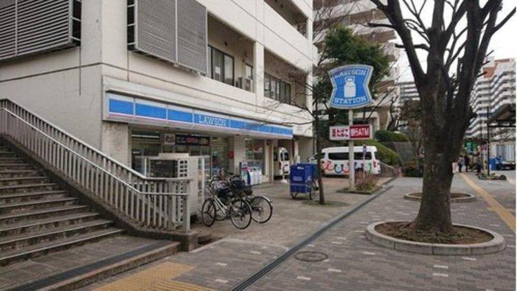 ローソン八潮五丁目店まで375m 日本の大手コンビニエンスストアフランチャイザーであり、三菱商事の子会社として三菱グループに属している。
