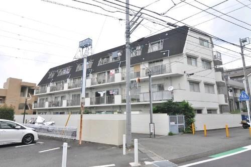 二俣川クリスコーポの物件画像