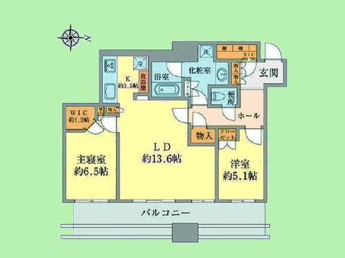 パークシティ武蔵小杉ザ・ガーデンタワーズイーストの物件画像