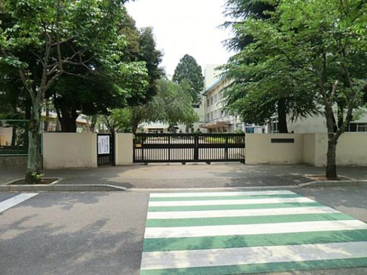 習志野台中学校