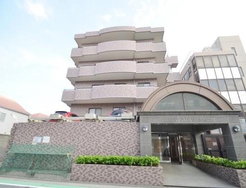 クレッセント大倉山西の物件画像