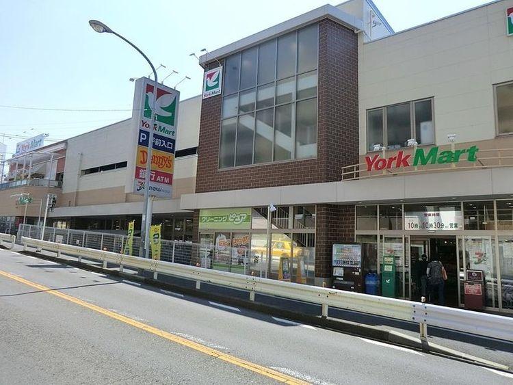 ヨークマート妙蓮寺店 徒歩9分 680m