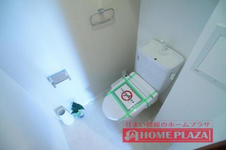 洗浄付きでトイレも快適♪