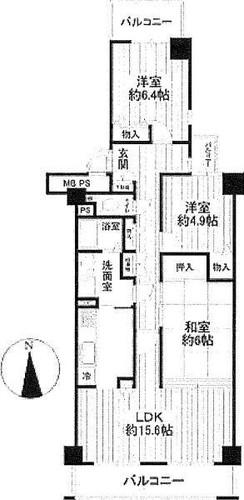 ストークマンション戸塚の物件画像
