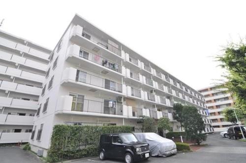 菊名スカイマンションA棟の物件画像
