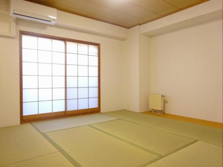 8帖の広い和室もあるのも嬉しいです!