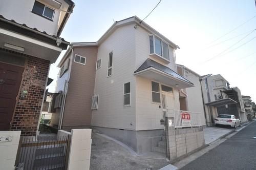 横浜市南区永田山王台戸建の物件画像