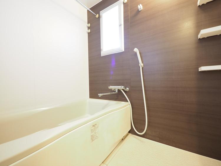 1日の疲れを自宅の広いお風呂で、ゆったりとリフレッシュしませんか?毎日のことだからこそこだわりたい、広いお風呂