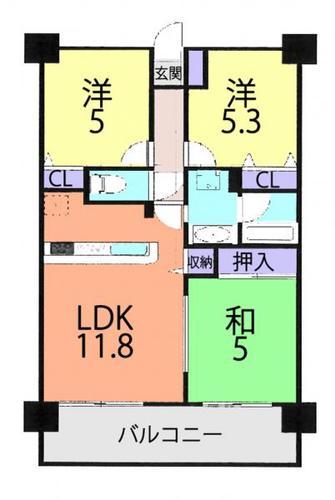 レーベンハイム朝霞台の画像
