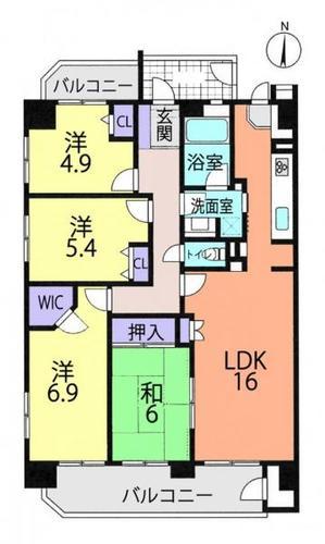 ハイホーム浦和弐番館の物件画像