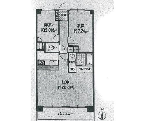 クリオ新横浜北参番館の物件画像