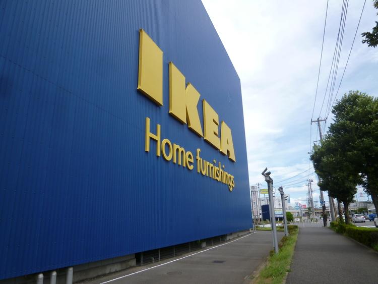 IKEA 港北 距離3000m