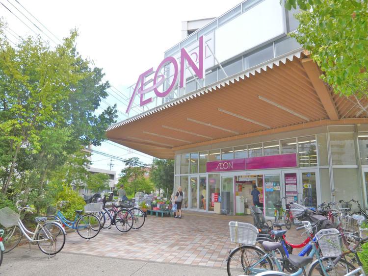 イオン横浜新吉田店 距離350m