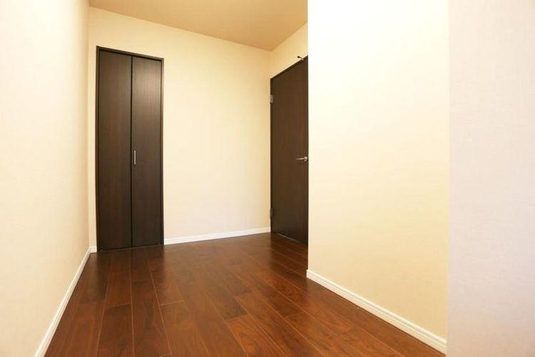 「洋室」約4.0帖 全居室収納付き