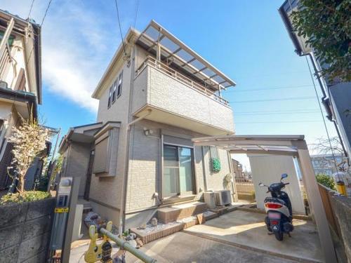 所沢市北中 中古戸建の物件画像