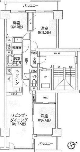 ニューシティ東戸塚パークヒルズL棟の物件画像