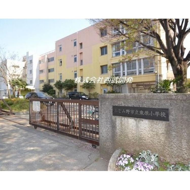 ふじみ野市立東原小学校(約300m)