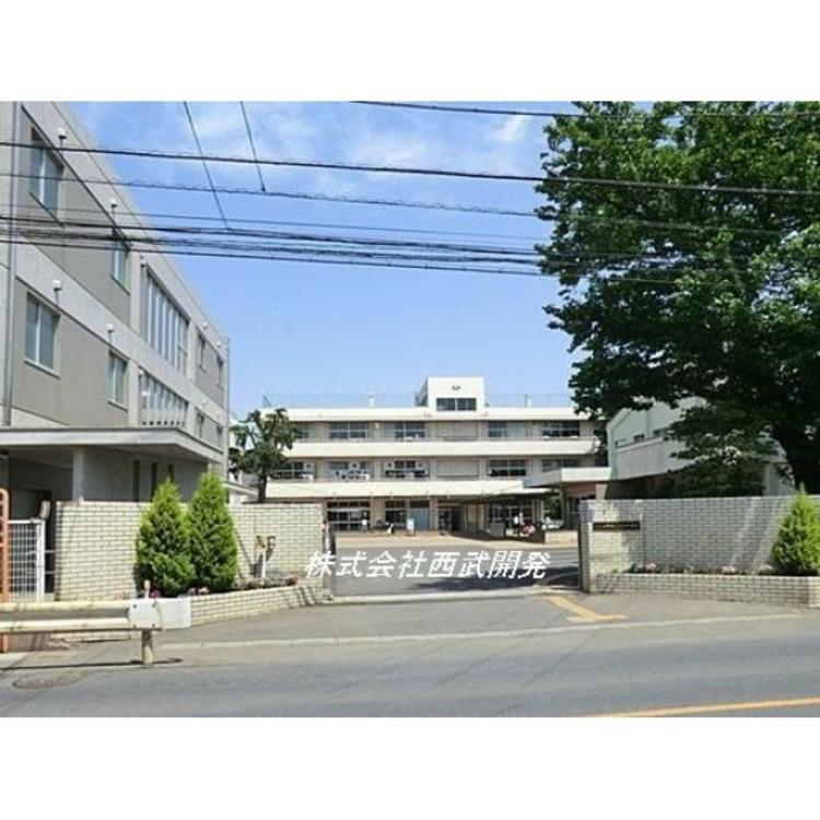 ふじみ野市立大井中学校(約650m)