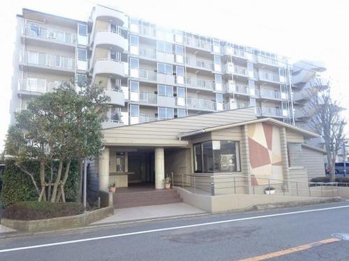 スーパーが近くて安心!モアコート松戸六高台の物件画像